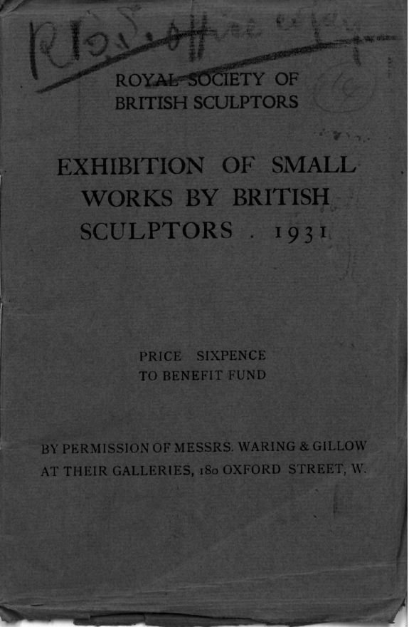Exhibition of small works