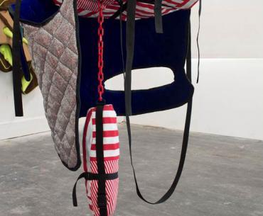 Harness Sculpture (detail)