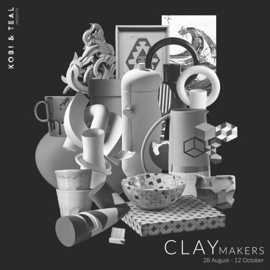 CLAYMAKERS				         			     28 August – 12 October