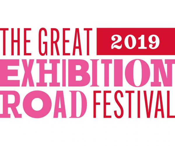 Great Exhibition Road Festival 2019 logo