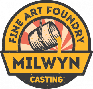 Milwyn Fine Art Foundry Logo