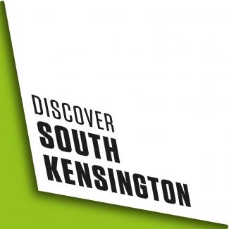 Logo for Discover South Kensington